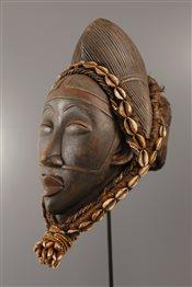 Masque Punu Tsangui