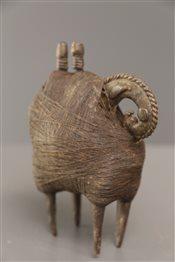 Art africain - Cavalier - Cavalier Sao - Sokoto