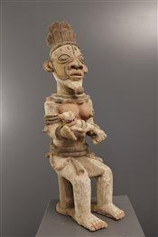 Art africain - Maternités - Maternité Igbo Mbari