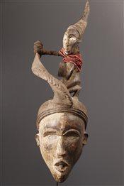 Masque Kongo Yombe