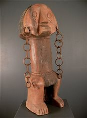 Art africain - Statues - Statue d'initiation Kwese