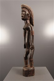 Art africain - Statues - Statue cultuelle Chokwe