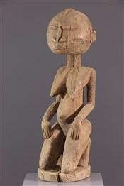 Statues africainesFigure féminine Dogon