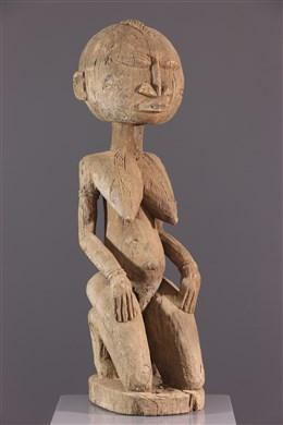 Figure féminine Dogon