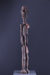 Statues africainesStatue squelette Tiv