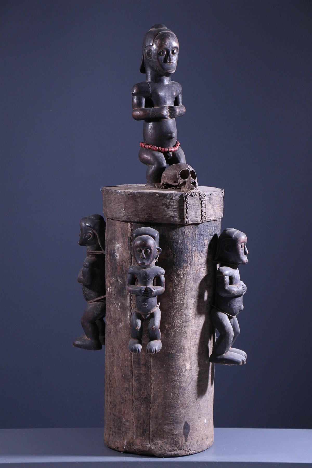 Reliquaire Fang Byéri - Art africain