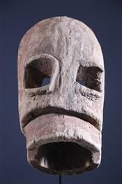 Masque africainMasque zoomorphe Mumuye