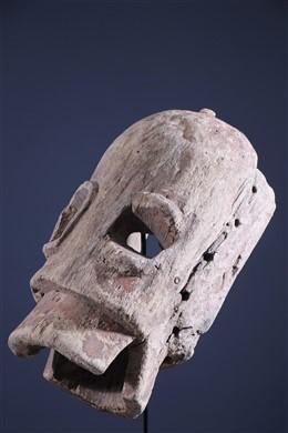 Masque zoomorphe Mumuye