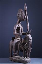 Grand cavalier Elesin Sango Yoruba