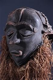 Masque africainMasque Pende Mbuya