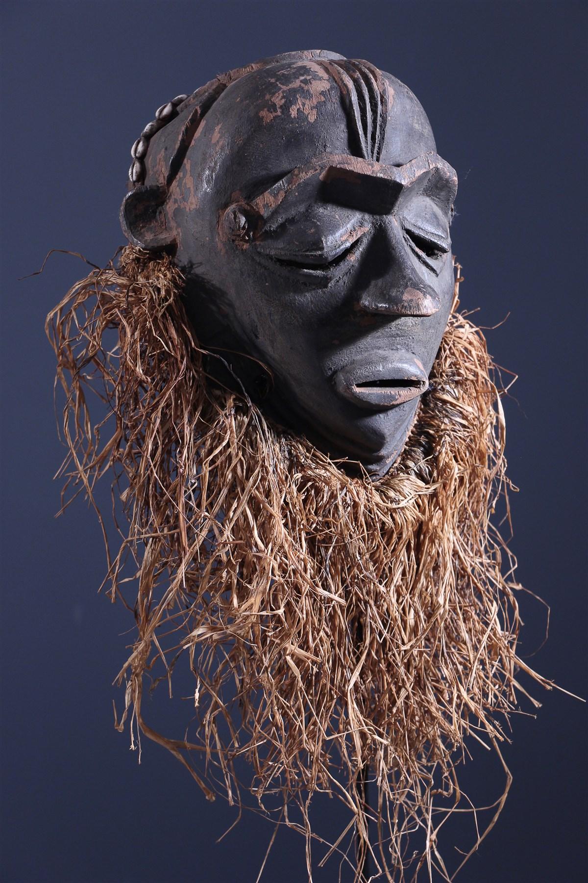 Masque Pende Mbuya - Art africain