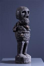 Fétiche squelette Tiv