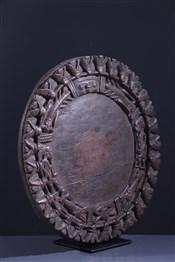 Plateau de divination oracle Fa Ifa Yoruba