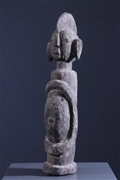 Art africain - Statuettes - Statuette anthropomorphe Wurkum
