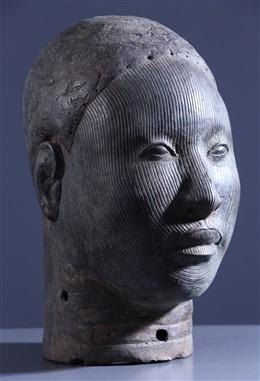 Tête commémorative Oni Ife Bini Edo