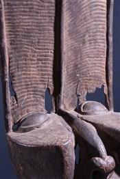 Masque africainGrand masque Batcham Bamileke