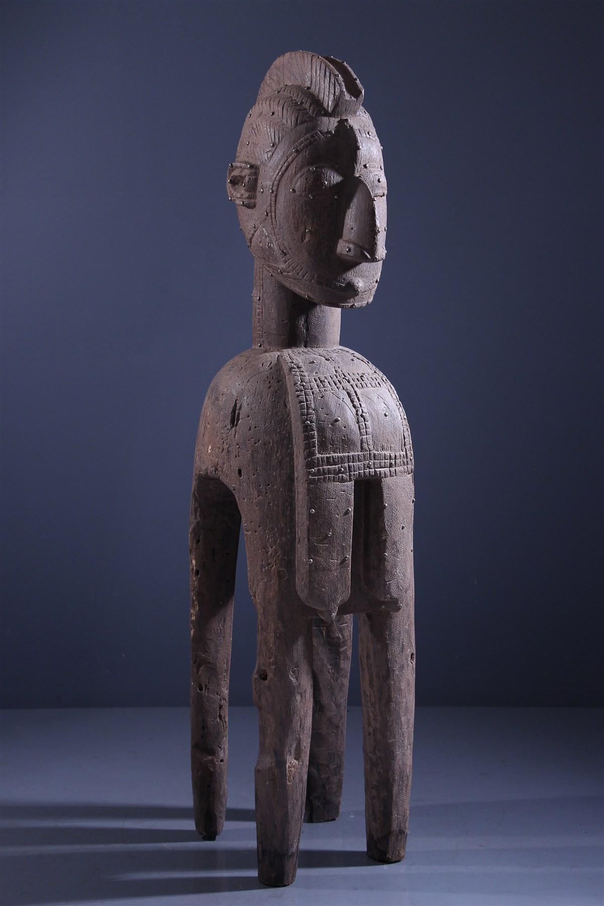 Grand masque Baga Demba Nimba - art africain