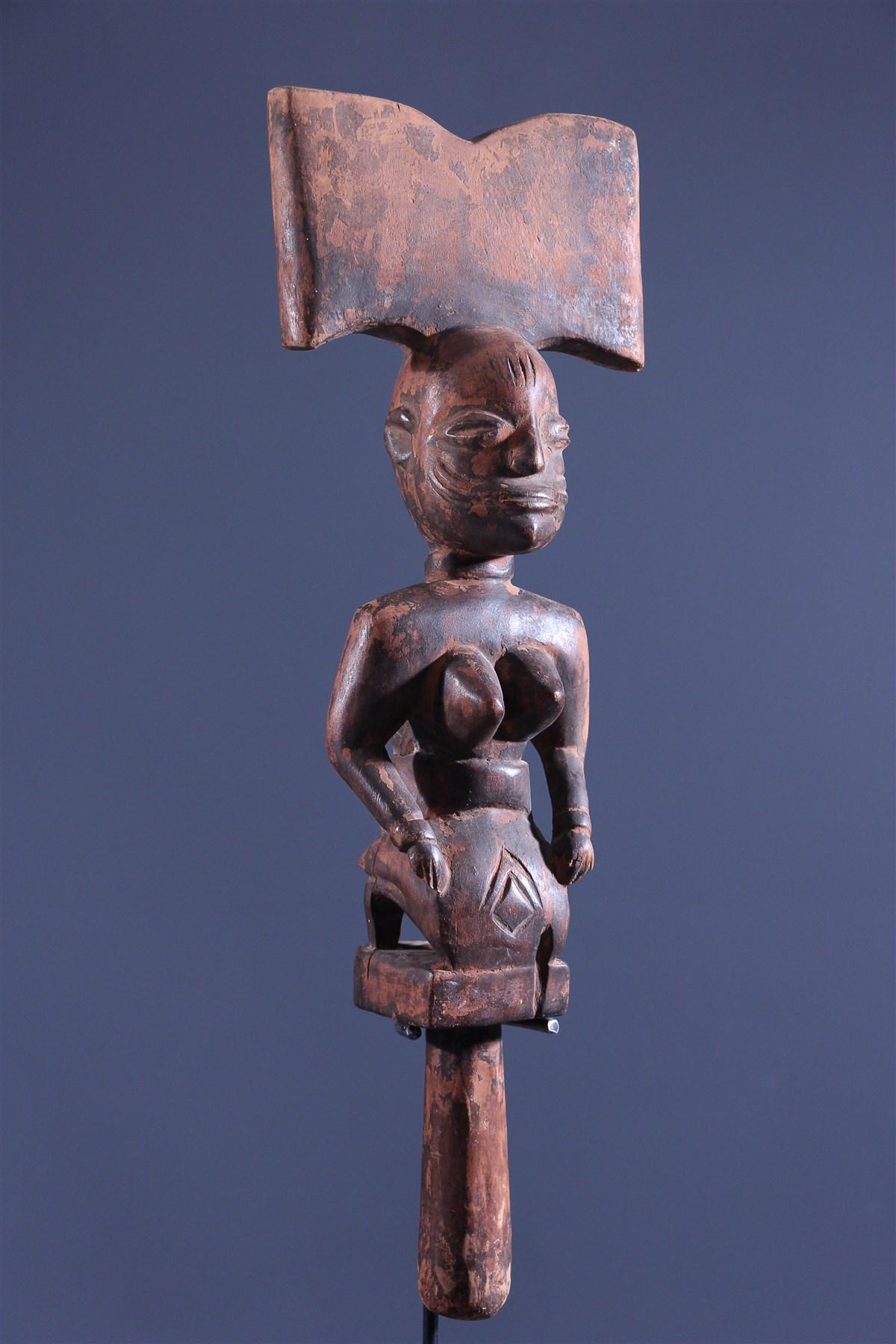 Oshe Sango Yoruba - Art africain