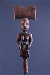 Statues africainesOshe Sango Yoruba