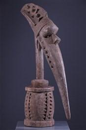 Tête d'autel Baga A-Tshol