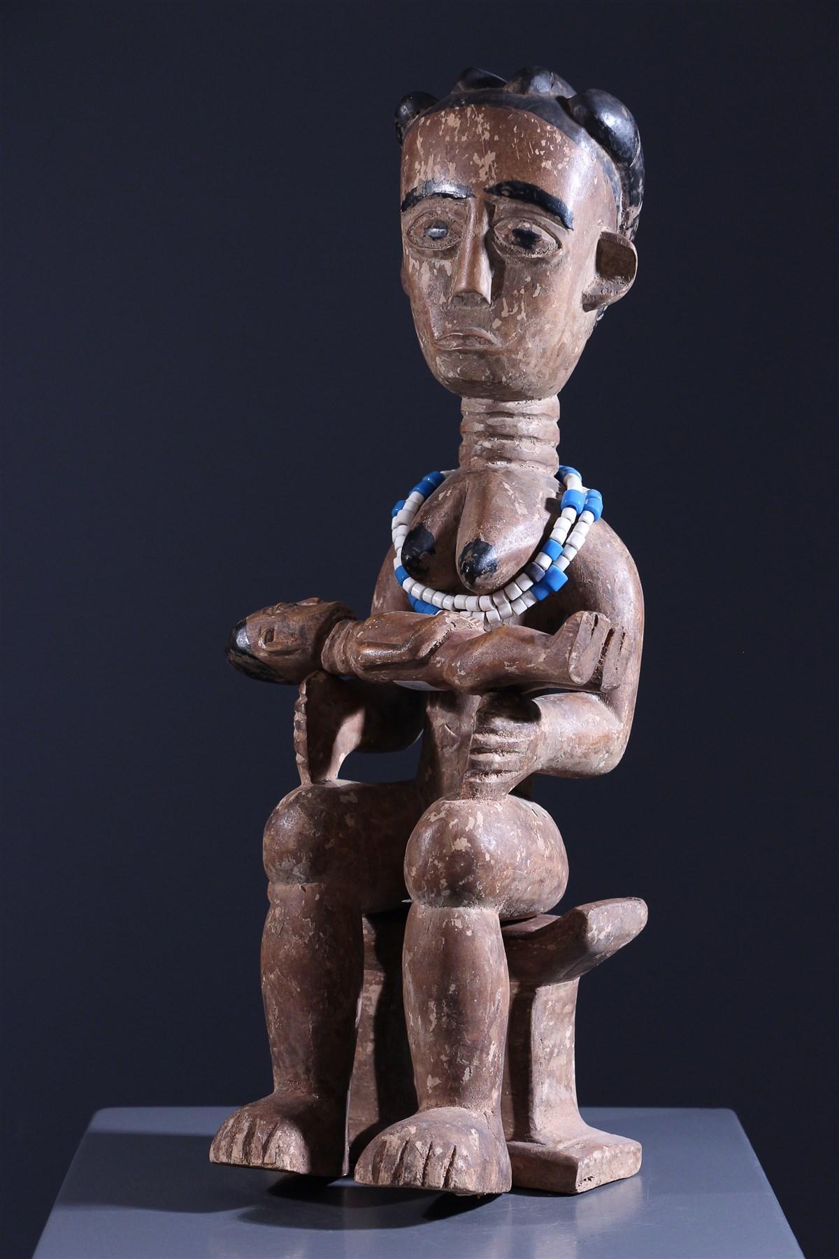 Maternité Ashanti - Art africain