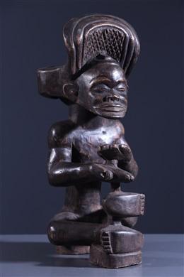 Statuette Chibinda Ilunga Chokwe
