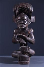 Statues africainesStatuette Chibinda Ilunga Chokwe