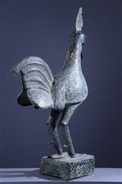 bronze africainCoq Okpa Benin Bini Edo