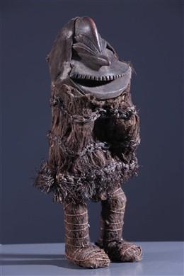 Statue fétiche Hemba Soko Mutu