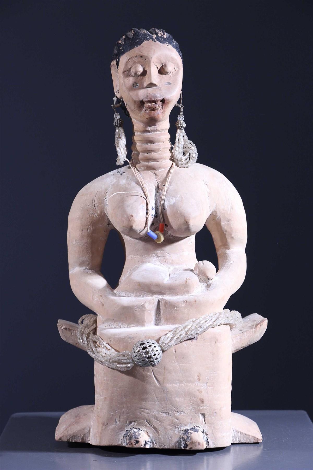 Statue vaudou Mami Wata - Art africain