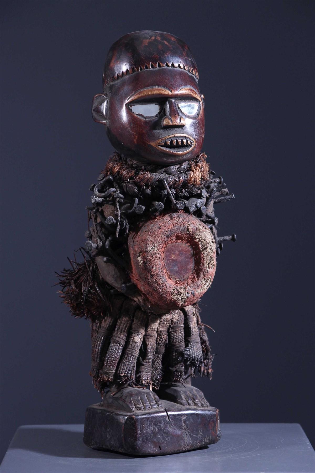 Fétiche Kongo Nkisi - Art africain