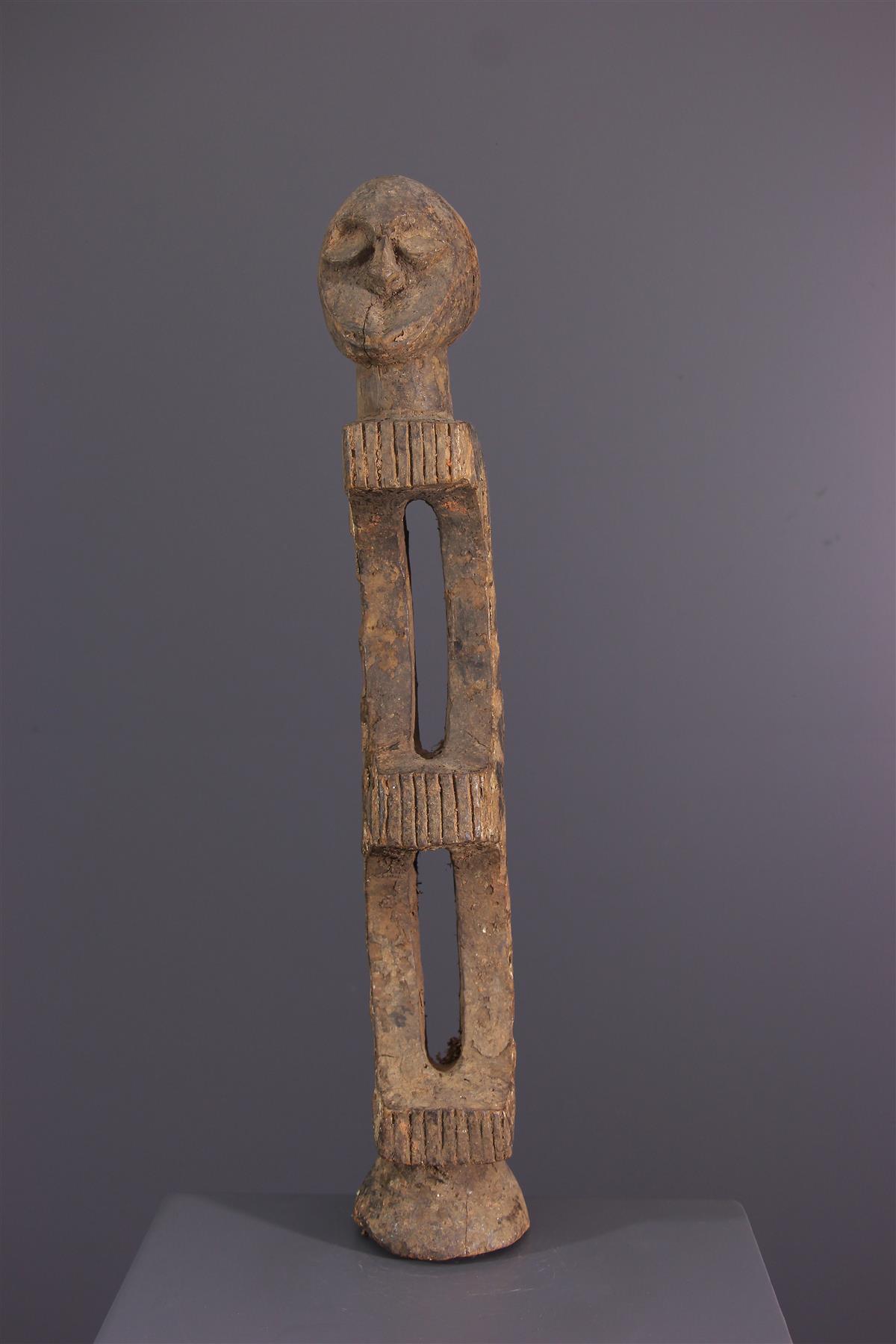 Statue Ogbom Eket - Art africain
