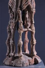 Statues africainesAutel anthropomorphe Tiv