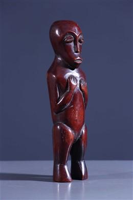 Statuette Lega en ivoire