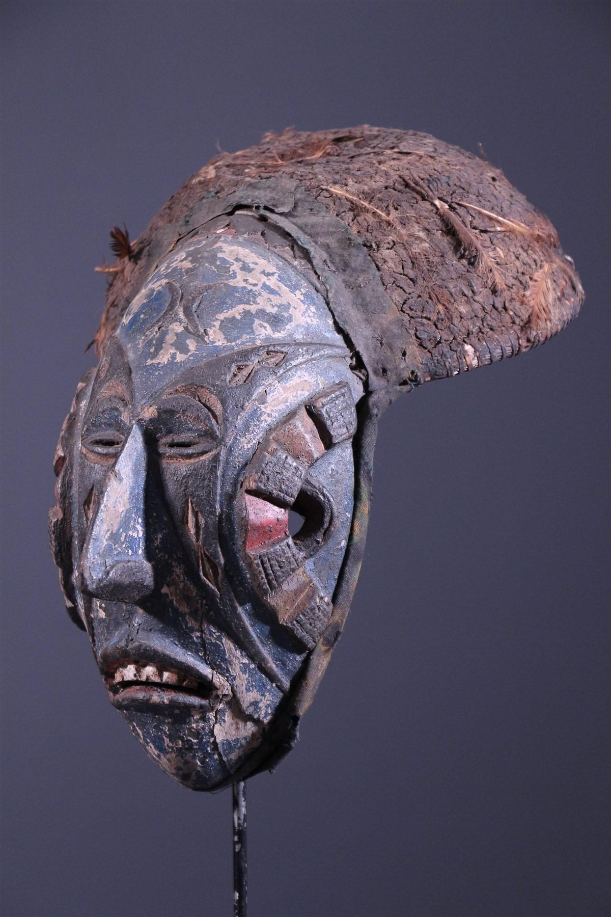 Masque Igbo Ikpobi - Art africain