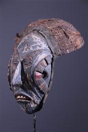 Masque africainMasque Igbo Ikpobi