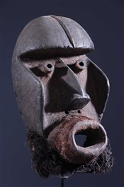 Masque africainMasque Kran