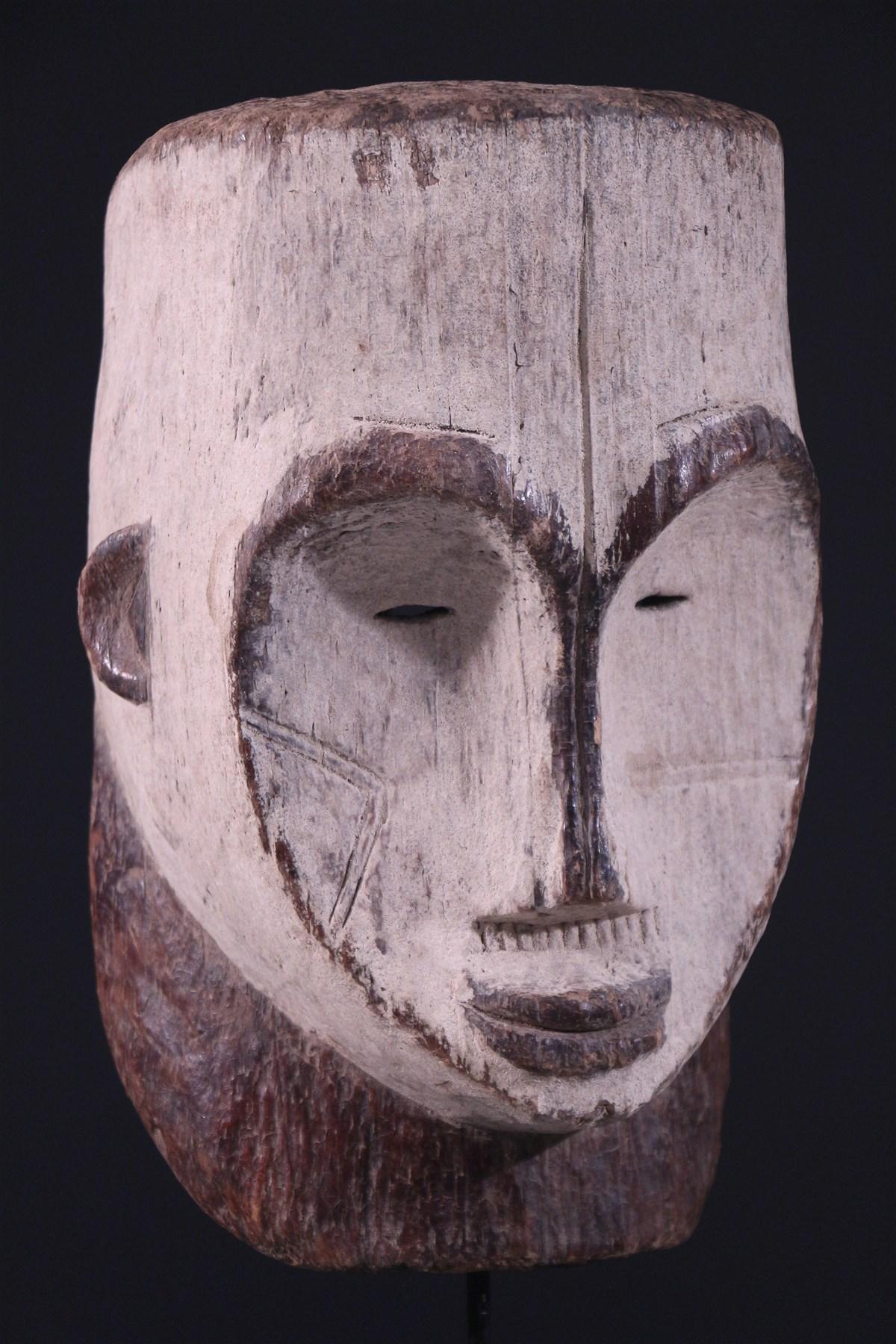Masque Fang Bikeghe - art primitif