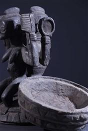 Pots, à divination, oracles, remèdes, onguentsPot à oracle Igala