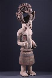 Art africain - Statues - Statue Igbo Alusi