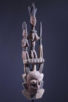 Masque Epa Yoruba