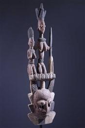Art africain - Masques - Masque Epa Yoruba