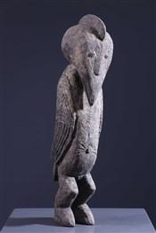Reliquaire anthropozoomorphe Losso