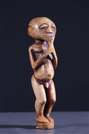 Statuette Lobi en ivoire