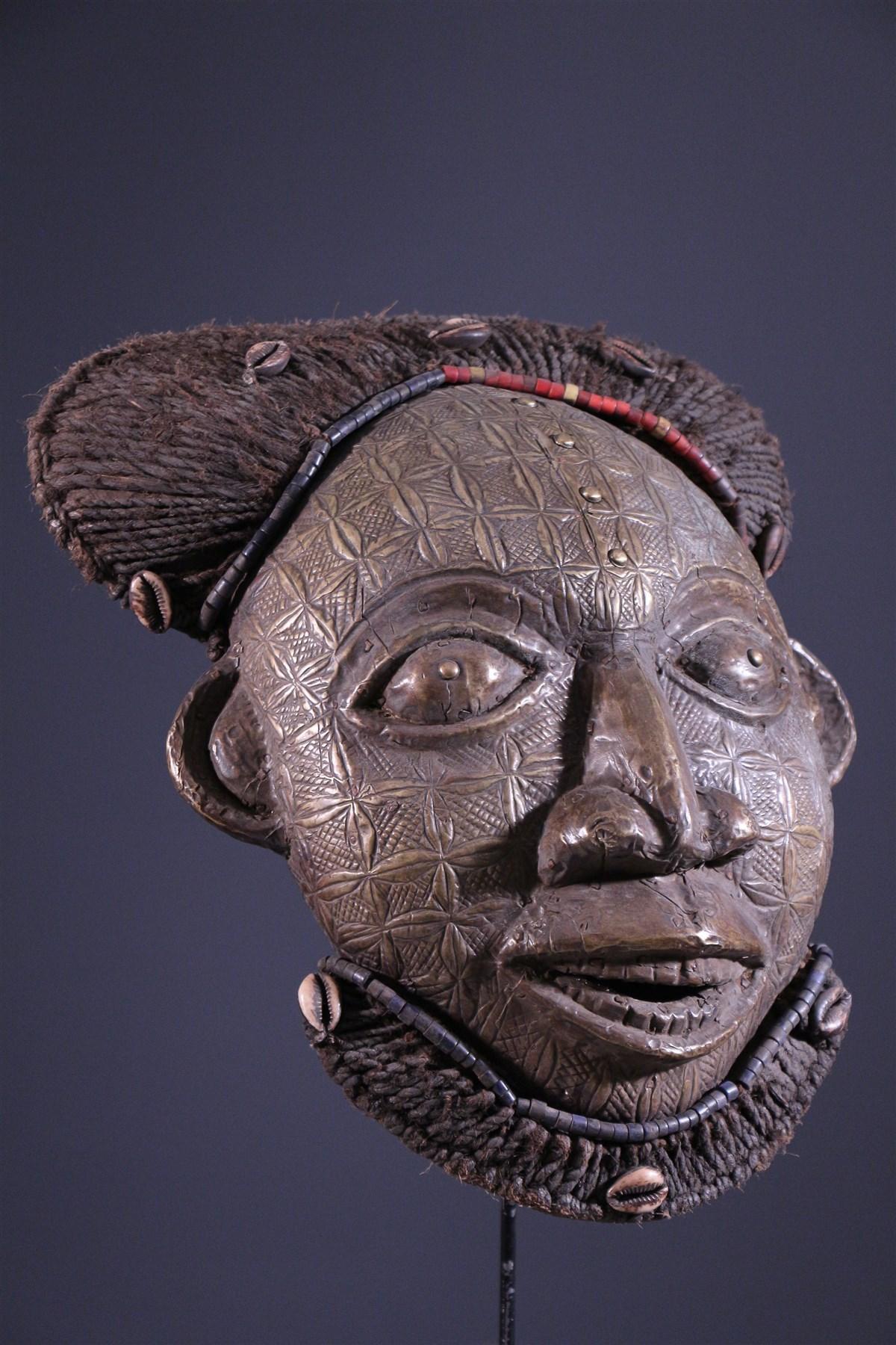 Masque Ngoin Bamoun  - Art africain
