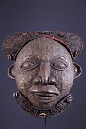 Masque africainMasque Ngoin Bamoun