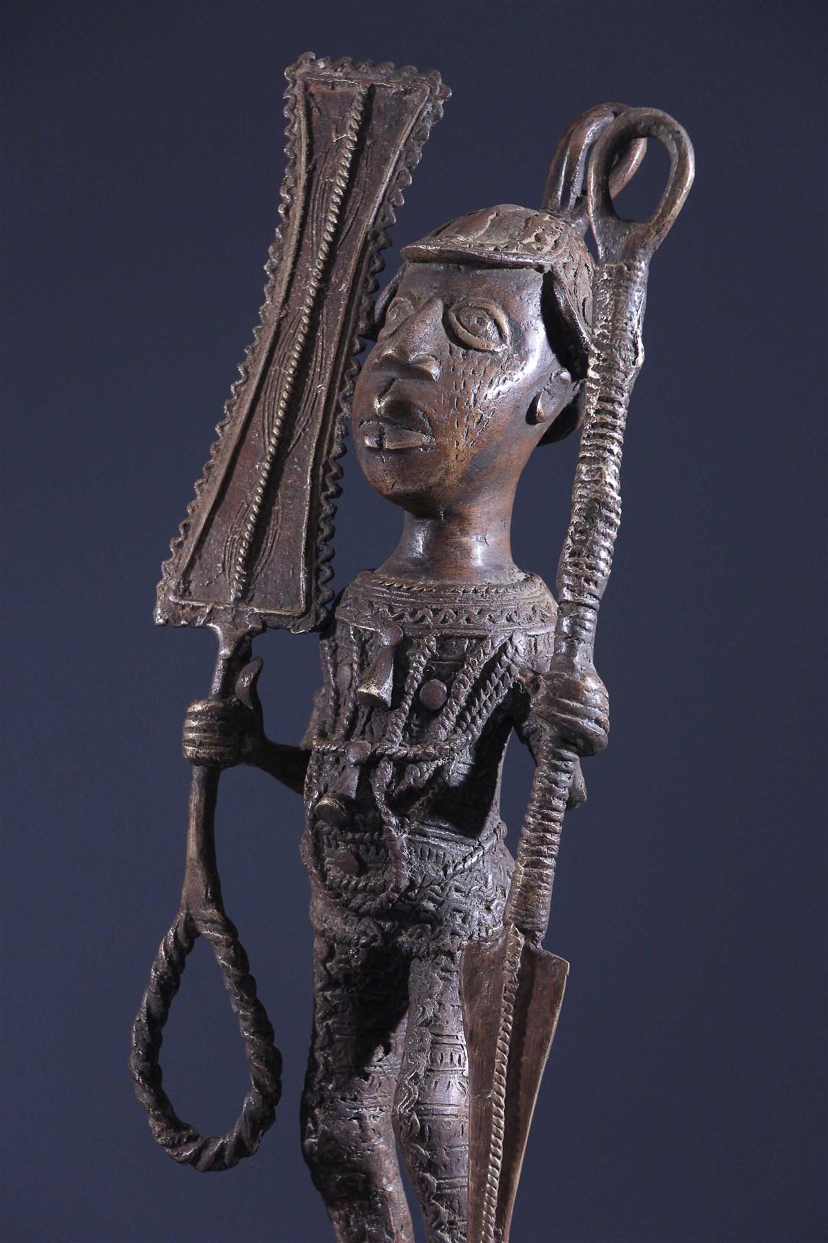 statue Benin - Art africain