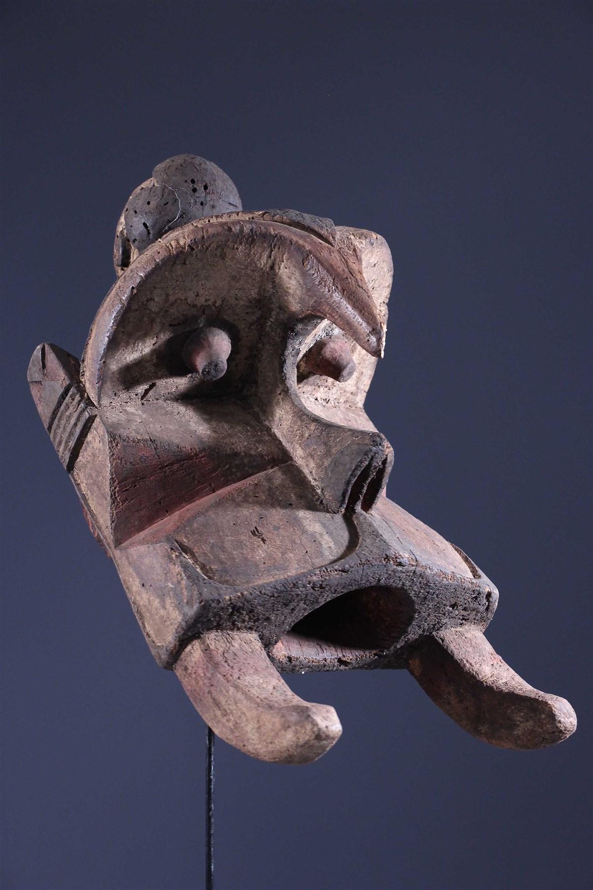 Masque Wawa Ogdobo Enyi - Art africain