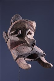 Masque africainMasque Wawa Ogdobo Enyi