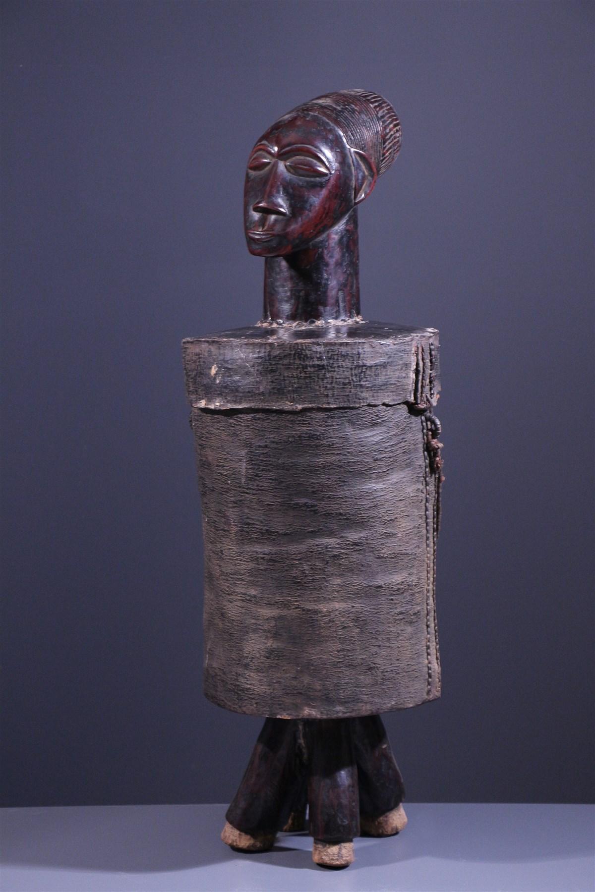 art africain boite